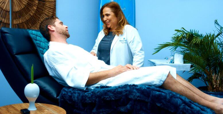 Receive your treatment in less than 30 minutes