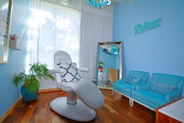 Our Santa Monica consultation room