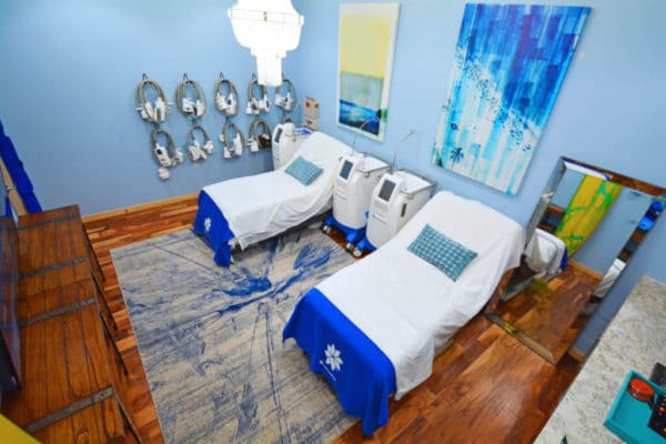 Our Santa Monica CoolSculpting Doubles Suite (treat with your friend or loved one)