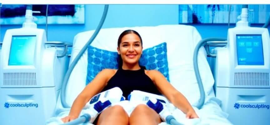 Treat up to 4 areas at once at Cienega Med Spa