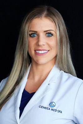 Ashley, our Nurse Practitioner-Santa Monica Location